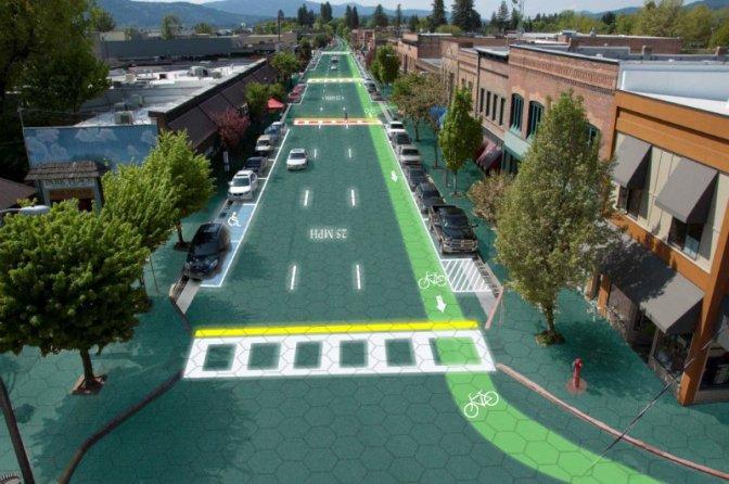 Le sol intelligent : des routes et autres aires vues autrement