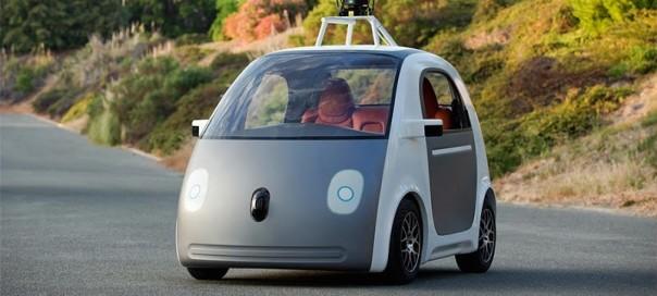 La voiture entièrement automatisée de Google en action!