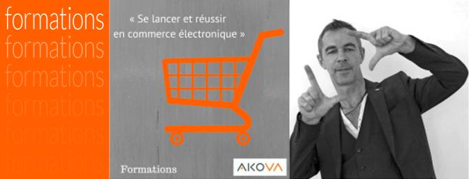 Formation en commerce électronique : savoir réussir