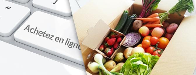 Achats en ligne de produits agroalimentaires : rupture et tendances confirmées