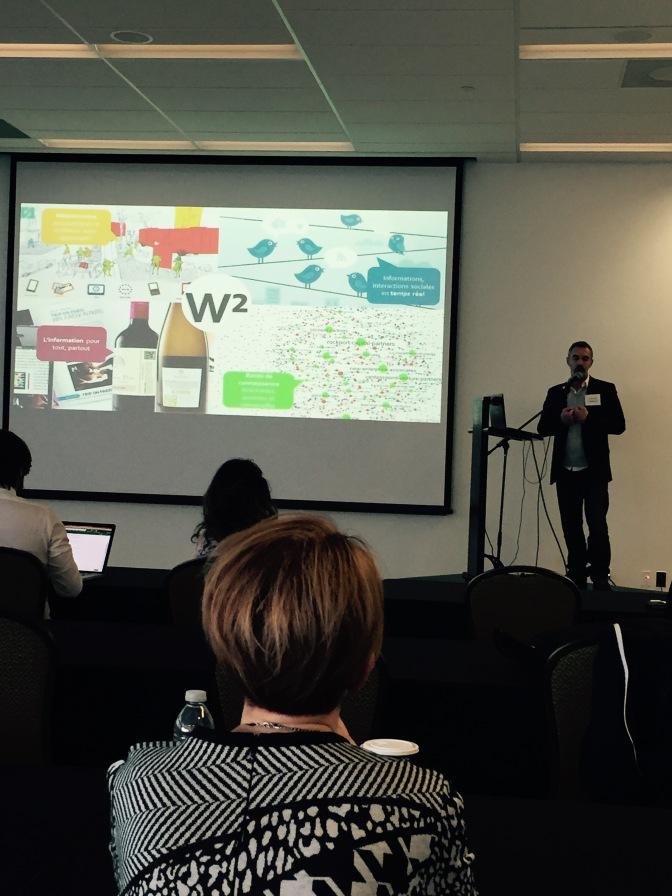 Je suis un objet connecté et social : le monde numérique (#PRSQC4)
